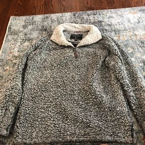 True Grit Pull over
